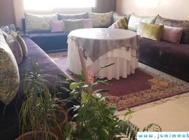 3 chambres, Bd Roudani